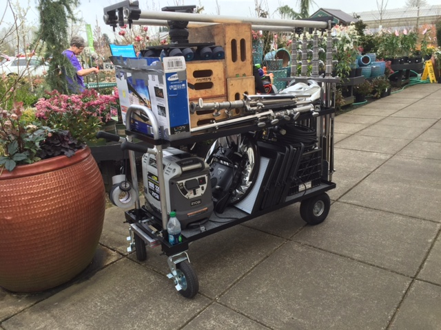 Magliner senior cart Northwest Grip