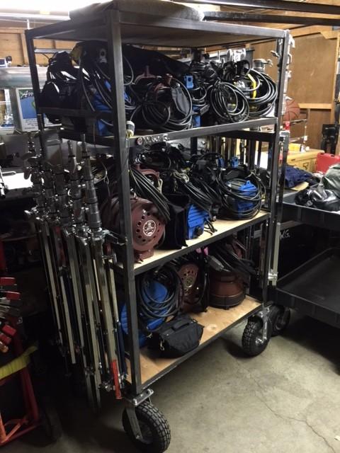 Seattle Head Cart rental Northwest Grip LLC